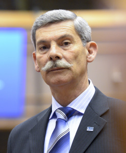 Portrait of MEP Eleftherios SYNADINOS